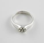 WR204 pentagram ring