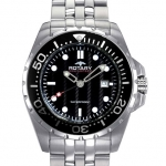 Rotary Aquaspeed Gents White Case Watch