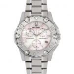 Rotary Aquaspeed Ladies White Case Watch