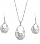 Silver Designer set