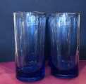 Set of 4 Recycled Tall Drinking Glasses