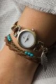 Hippie Chic Watch and Bracelet