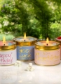 Lilly Flame Candles with the Perfect Message