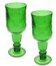 Recycled Beer/Wine Glasses - Grolsh (pair)