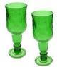 Recycled Beer/Wine Glasses - Grolsh (pair)