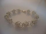 Silver Bracelet - Nests
