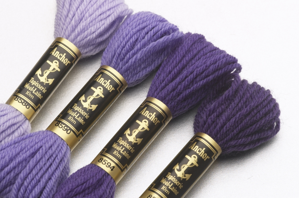 Anchor Tapestry Wool 10m Skeins Your Own Choice All Shades
