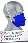Adult Face Masks - Blue