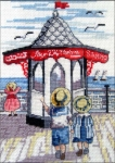 All Our Yesterdays Counted Cross Stitch Kit – Pier Shop