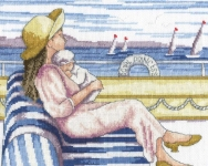 All Our Yesterdays Counted Cross Stitch Kit – Royal Princess