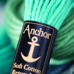 Anchor Soft Cotton - Assorted Shades - Pack 15 Assorted skeins