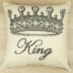Anette Eriksson Counted Cross Stitch Cushion Kit - King