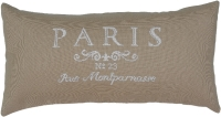 Anette Eriksson Counted Half Cross Stitch Cushion Kit – Paris Beige