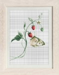 ArtGoblen Counted Cross Stitch Kit – Aroma of Summer