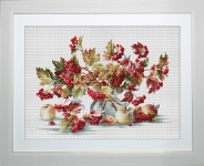 ArtGoblen Counted Cross Stitch Kit - Guelder Rose