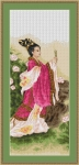 ArtGoblen Counted Cross Stitch Kit - Japanese Candles