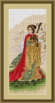 ArtGoblen Counted Cross Stitch Kit - Japanese Harmony