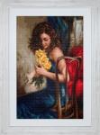 ArtGoblen Counted Cross Stitch Kit – Yellow Roses