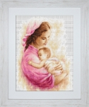 ArtGoblen Petit Point Tapestry Kit - Mother & Child 1