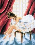 Collection D' Art Needlepoint/Tapestry Kit – Ballerina