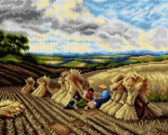 Deco-Line Printed Tapestry/Needlepoint – Harvest Time