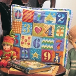 Glorafilia Tapestry/Needlepoint Kit - Numbers