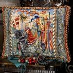 Glorafilia Tapestry/Needlepoint Kit - King Arthur