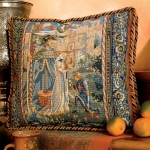 Glorafilia Tapestry/Needlepoint Kit - Lancelot and Guinevere