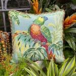 Glorafilia Tapestry/Needlepoint Kit - Tropical Parrot