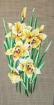 Gobelin L  Printed Tapestry - Daffodils