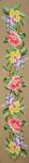 Gobelin L Printed Tapestry - Poppies Bellpull
