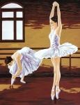 Gobelin L Tapestry/Needlepoint - Ballet Practice