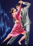 Gobelin L Tapestry/Needlepoint - Le Tango