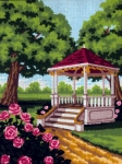 Gobelin L Tapestry/Needlepoint Canvas - The Band Stand