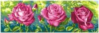 Grafitec Printed Tapestry/Needlepoint – Garden Roses