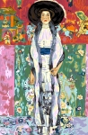 Margot de Paris Tapestry/Needlepoint - Adele Bloch II (G. Klimt)