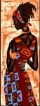 Margot de Paris Tapestry/Needlepoint – African Beauty