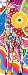 Margot de Paris Tapestry/Needlepoint – Colour Giraffe (Girafe)