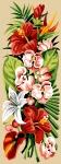 Margot de Paris Tapestry/Needlepoint – Exotic Flowers