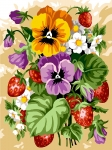 Margot de Paris Tapestry/Needlepoint – Fruit Bouquet