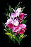 Margot de Paris Tapestry/Needlepoint – Orchids