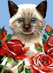 Margot de Paris Tapestry/Needlepoint – Perfume of Roses