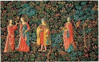 Margot de Paris Tapestry/Needlepoint - Tapisserie de Loire