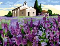 Margot de Paris Tapestry/Needlepoint Canvas – Lavender