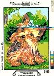 Margot de Paris Tapestry/Needlepoint – Yorkshire Terrier