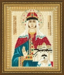 Riolis Counted Cross Stitch Kit - St Anna of Novgorod