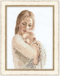 Riolis Premium Cross Stitch Kit - Tenderness