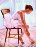 Royal Paris Tapestry/Needlepoint - Ballerina (Ballerine)
