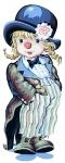 Royal Paris Tapestry/Needlepoint - Clowning Pio