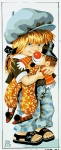 Royal Paris Tapestry/Needlepoint - Clowny de Pio